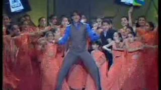 Hrithik Roshan LIVE 2007 (He Won For Best Actor)