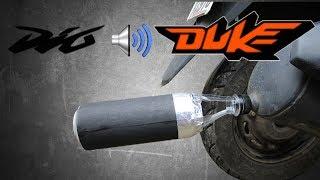 Dio Sounds Like Duke | Homemade Exhaust | DIY !!.mp3