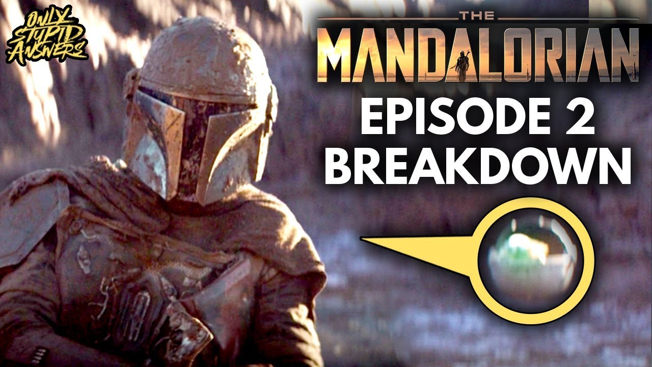 Where Did Baby Yoda Come From The Mandalorian Chapter 2 The Child Review Youtube