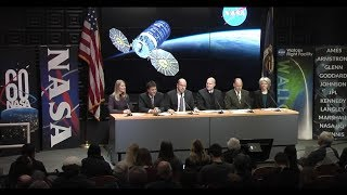 Briefing Discusses Prelaunch Status of Space Station Supply Mission