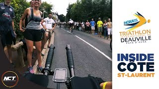Triathlon Deauville 2017 - Immersion dans la côte Saint-Laurent