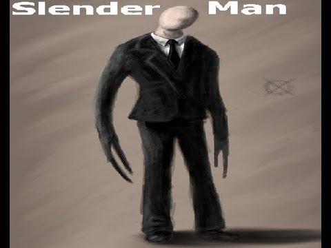 [GTA-SA] Secret : Slender Man ( Người Mực )