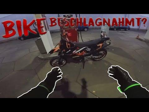 Mein Motorrad wurde beschlagnahmt | Motovlog | Lucas Lit