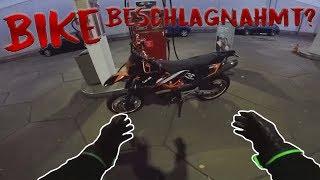 Mein Motorrad wurde beschlagnahmt   Motovlog   Lucas Lit