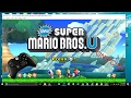 HOW TO PLAY ANY WII U GAME ON PC FOR FREE!!!!