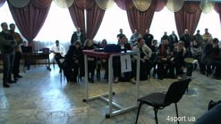 Чемпионат Киева 2011 по армспорту (часть 2)(Видео с 1 стола, левая рука http://4sport.ua/news.php?id=7912., 2011-02-26T20:20:43.000Z)