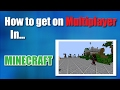 How to Find a Minecraft Server EASILY