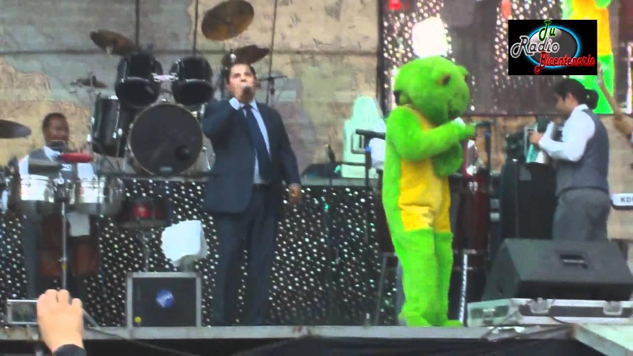 cancion de rayito colombiano el baile de la ranita