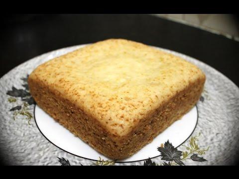 Basic eggless vanilla sponge cake for Basic vanilla sponge