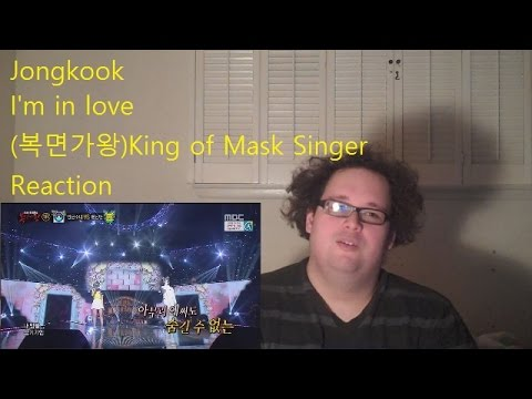 Reaction! Jongkook - I'm In Love, (복면가왕)King Of Mask Singer