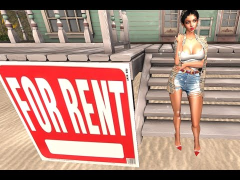 Second Life -  Where to rent in SL?  - SL Real Estate Series