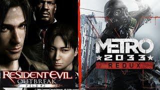 Resident Evil Outbreak: File #2 - Online con Subs - En Español