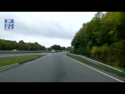 🇩 A48: AD Vulkaneifel - AK Koblenz (4x)