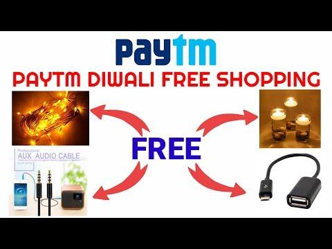PAYTM MALL FREE SHOPPING OFFER || LATEST 100% CASHBACK PROMOCODE