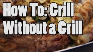 How To: Grill Without a Grill - Active Effect: 27% Increase to Hunger thumbnail