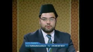 Faith Matters No 7 (Part 9 of 9): Islamic Prohibition of Alcohol Consumption (English)