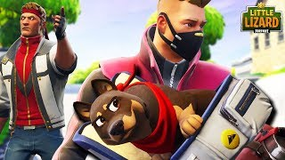 DRIFT STEALS DIRES PUPPY!!! *NEW SEASON 6 PETS* - Fortnite Short Films