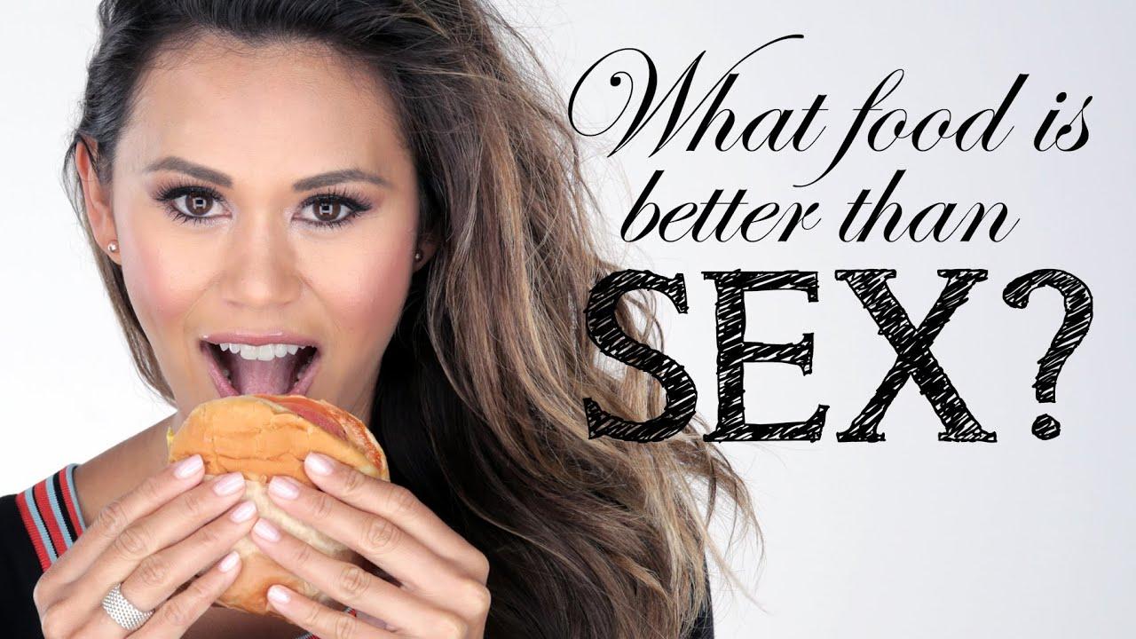 σεξ με φαγητό βίντεο