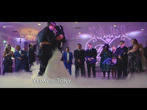 Yeimy & Tony Wedding Teaser Film @ The North House