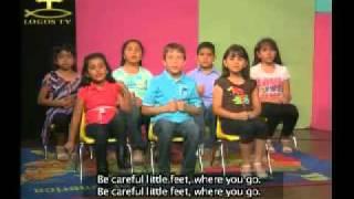 ترانيم مسيحية للطفال بالغه الانجليزية