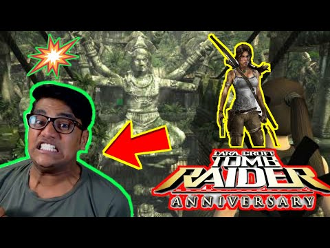 I Become BeastBoyShub -- Playing TombRaider Anniversary-- Walkthrough-1 #TombRaider - 동영상