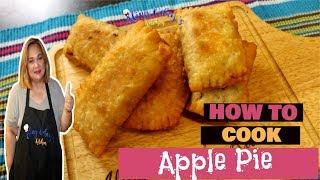 Crispy Apple Pie - ANG SARAP!