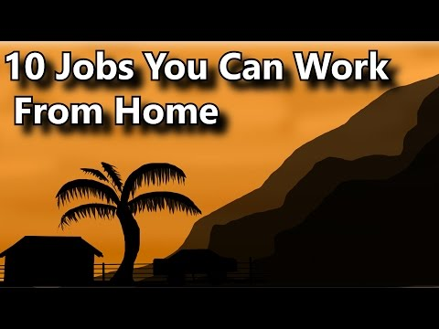 10 Online Jobs You Can Work From Home & Make A Killing