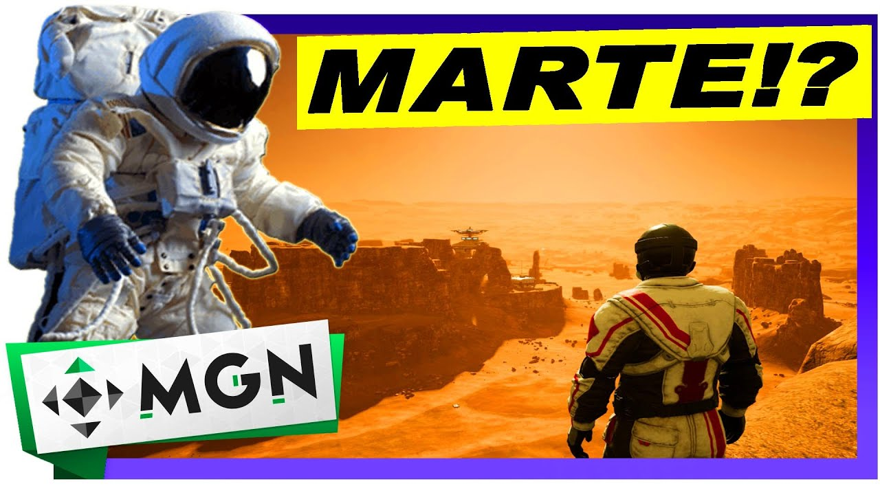 MEMORIES OF MARS con mi Novia! 🌕 Gameplay Español