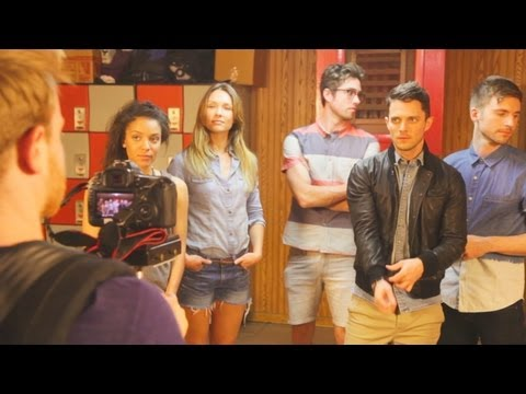Eli Lieb - Making of 'Young Love'