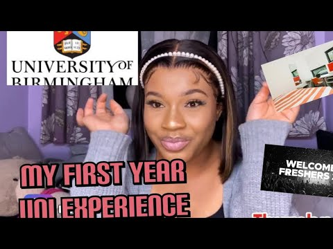 MY FIRST YEAR UNIVERSITY EXPERIENCE || UNIVERSITY OF BIRMINGHAM || ACCOMMODATION || DIVERSITY EXT.