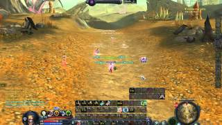 Aion PVP at Gelk.