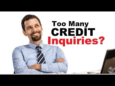 Why CAR DEALERS send your AUTO LOAN to several banks - Excessive Vehicle CREDIT INQUIRIES?