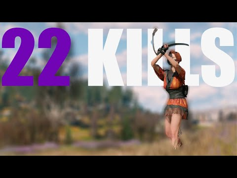 22 KILL GAME  CRSED F.O.A.D. ( CUISINE ROYALE )