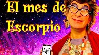 El mes de Escorpio    by  Aurora Teadora