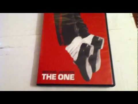 Michael Jackson The One DVD Unboxing