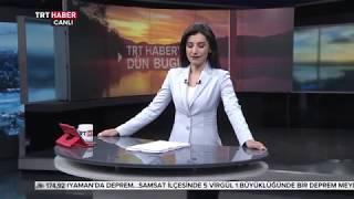 TRT Haber'de Dün Bugün 24.04.2018