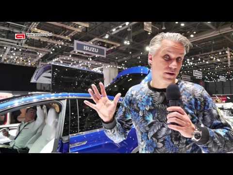 Autoblog @ Geneve 2016 - XXL video - (Dutch, no subs!)