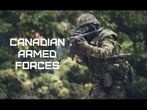 Canadian Armed Forces 2015 • Forces armées canadiennes 2015