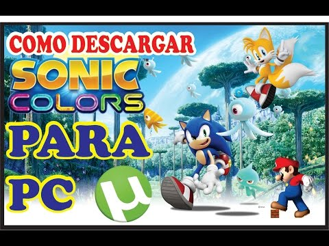 pc sonic mediafire colors download