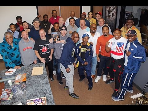 John Scully's 5th Official Amateur Boxer Reunion 2016