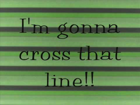 Cross the Line, Superchick, lyrics