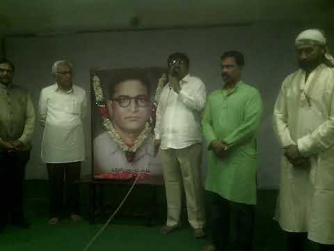 Deshapathi Srinivas  Telangana song