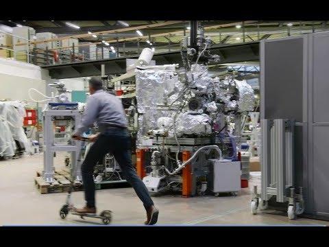 BESSY II am HZB - Ein Blick in den Maschinenraum der Forschung