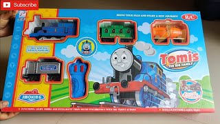 Tomis big family train set|unboxing train|kids videos|kids toys videos|baby doll