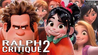 Ralph 2.0 : Disney et ses princesses s'attaquent au net / Critique