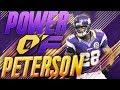 POWER OF PETERSON EPISODE 14 | 93 LEGEND RANDALL CUNNINGHAM DEBUT | Madden 18 Ultimate Team