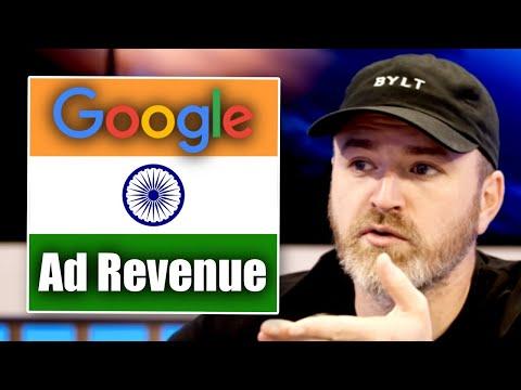 Google Under Pressure in India...