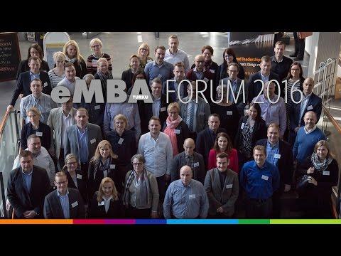 EMBA Forum 2016