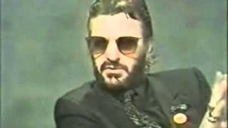 George & Ringo funny interview part 4
