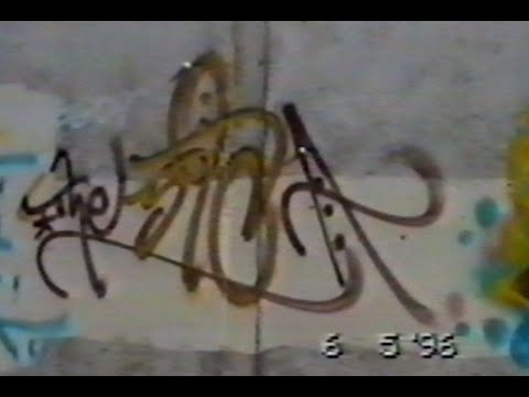 Old Skool Adelaide Graffiti Part 4